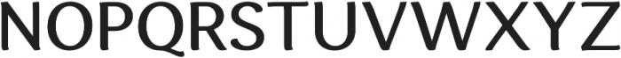 Espuma Pro Medium otf (500) Font UPPERCASE