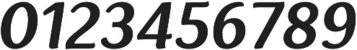 Espuma Pro SemiBold Italic otf (600) Font OTHER CHARS