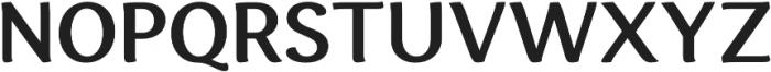 Espuma Pro SemiBold otf (600) Font UPPERCASE