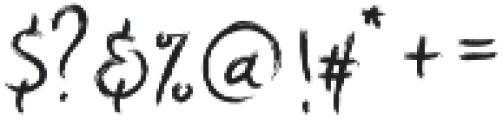 Esse Regular otf (400) Font OTHER CHARS
