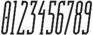 Essenziale Slab Bold Italic otf (700) Font OTHER CHARS