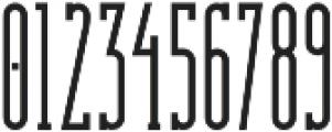 Essenziale Slab Bold otf (700) Font OTHER CHARS