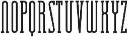Essenziale Slab Bold otf (700) Font LOWERCASE