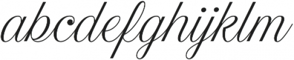 Estampa Script Extra Light otf (200) Font LOWERCASE