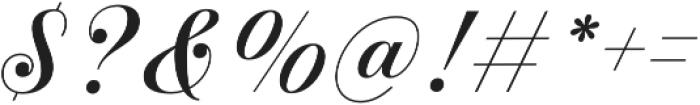 Estampa Script otf (400) Font OTHER CHARS