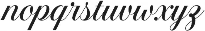Estampa Script otf (400) Font LOWERCASE