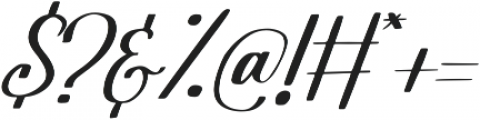Estella otf (400) Font OTHER CHARS