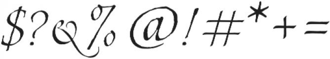 EstoniaSwashOne otf (400) Font OTHER CHARS