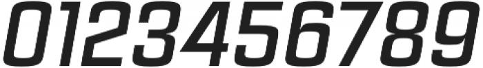 Estricta Bold Italic Regular otf (700) Font OTHER CHARS