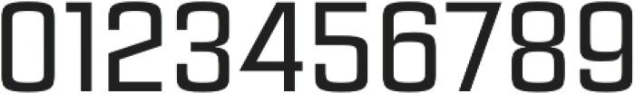 Estricta Medium Regular otf (500) Font OTHER CHARS