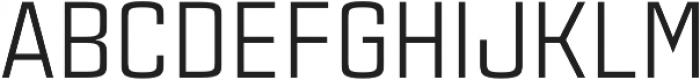 Estricta Regular Regular otf (400) Font UPPERCASE