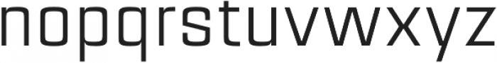 Estricta Regular Regular otf (400) Font LOWERCASE