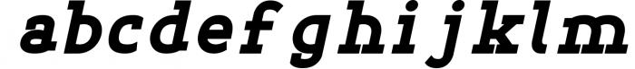 Esthetic Simplified 10 Font LOWERCASE