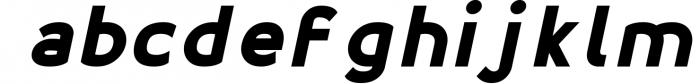 Esthetic Simplified 3 Font LOWERCASE