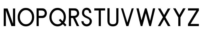 ESL Gothic Unicode Font UPPERCASE