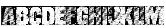 EscapeGreat Font UPPERCASE