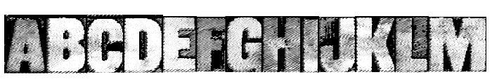 EscapeGreat Font LOWERCASE