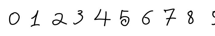 Escrita Toska Propria Med Italic Font OTHER CHARS