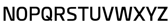 Esphimere Semi Bold Font UPPERCASE