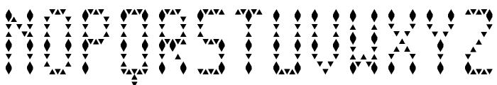 Espinuda tfb Font LOWERCASE