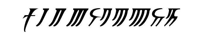 Espruar Bold Font OTHER CHARS