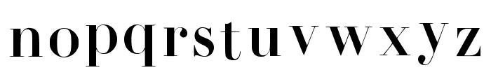 Essaysduetomorrow Regular Font LOWERCASE