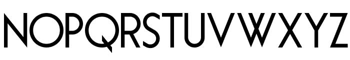 Essence Sans Bold Font UPPERCASE