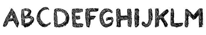 Estancofida tfb Font LOWERCASE
