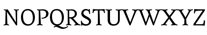 Esteban Font UPPERCASE