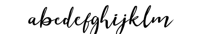 Esteh Font LOWERCASE