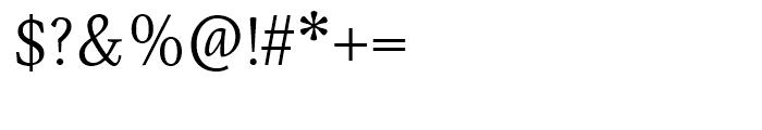 Eskapade Regular Font OTHER CHARS