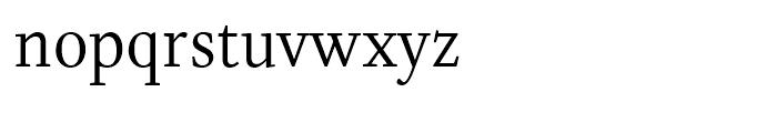 Eskapade Regular Font LOWERCASE