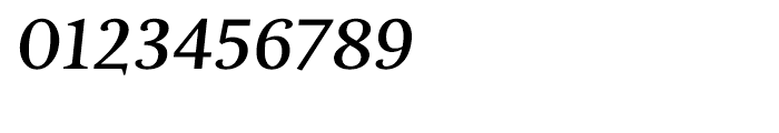 Esta Bold Italic Font OTHER CHARS