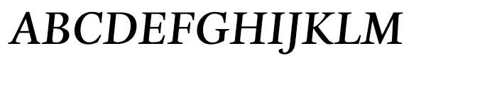 Esta Bold Italic Font UPPERCASE