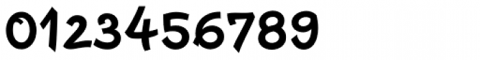Escript Bold Font OTHER CHARS