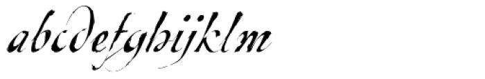 Escrita Principal Font LOWERCASE