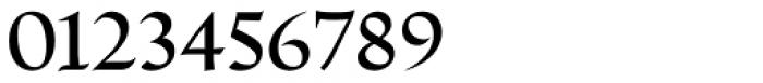Escritura Hebrew Medium Font OTHER CHARS
