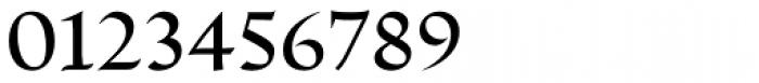 Escritura Medium Font OTHER CHARS