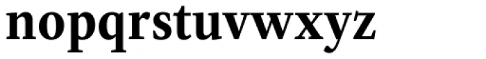 Eskapade Bold Font LOWERCASE