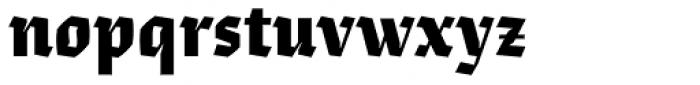 Eskapade Fraktur Black Font LOWERCASE