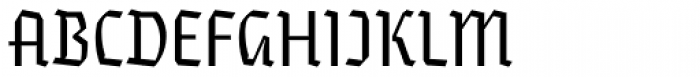 Eskapade Fraktur Font UPPERCASE