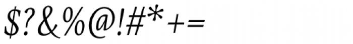Eskapade Italic Font OTHER CHARS