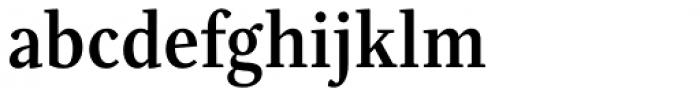 Eskapade Medium Font LOWERCASE