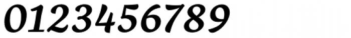 Eskorte Latin SemiBold Italic Font OTHER CHARS