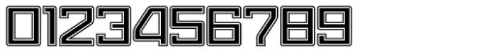 Eslava Inline 2 Font OTHER CHARS