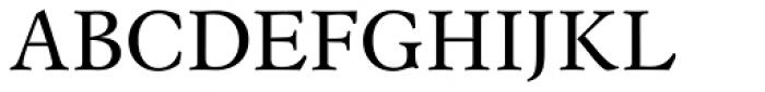 Espinosa Nova Aldine Italic Font UPPERCASE