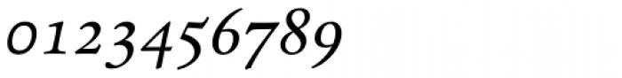 Espinosa Nova Italic Font OTHER CHARS