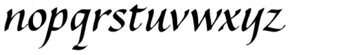Espresso Bold Font LOWERCASE