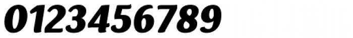Espuma Pro Black Italic Font OTHER CHARS