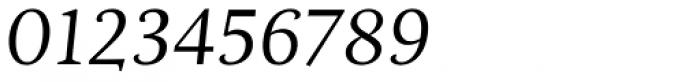 Esta Pro Italic Font OTHER CHARS